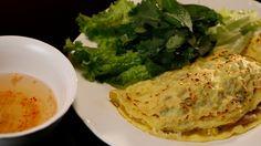 Ashlee and Sophia: Vietnamese pork and prawn pancakes