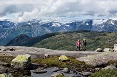 Norway Hiking