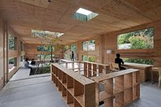 Image 7 of 15 from gallery of Nest / UID Architects. Photograph by Hiroshi Ueda