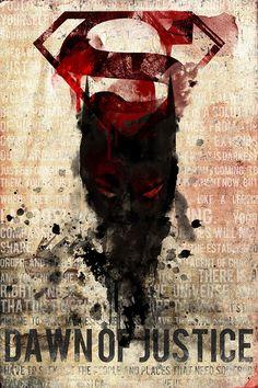 Batman v Superman: Dawn of Justice - Mark Schilder ----
