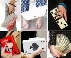 Lorene Zatta: Acessórios: Funny Bags