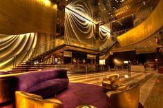 lobby  Greektown Hotel Lobby