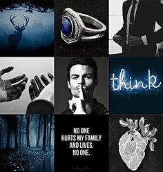 Elijah Mikaelson - Aesthetic