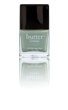 Trustafarian: sage green flecked with gold. #nails #nailpolish #edenbyedensassoon