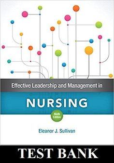 Chemistry 12th edition by raymond chang pdf ebook httpsdticorp effective leadership and management in nursing 9th edition sullivan test bank fandeluxe Choice Image