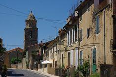 une rue.....de mon village en Provence