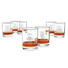 Look what I found at UncommonGoods: the 7 deadly sins glasses - set of Best Groomsmen Gifts, Groomsman Gifts, Whiskey Glasses, Shot Glasses, Unique Gifts For Men, Unusual Gifts, Seven Deadly Sins, Barware
