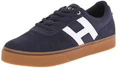 HUF Skateboard Shoes CHOICE NAVY/GUM Size 8.5 - http://on-line-kaufen.de/huf/8-5-d-m-us-huf-skateboard-shoes-choice-navy-gum