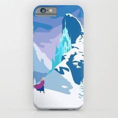 Pin for Later: 66 Enchanting Disney Princess iPhone Cases You Need Right Now  Frozen Anna case ($35)