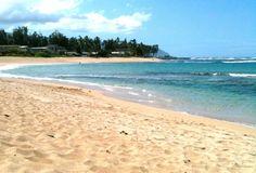 Practically Private Beach