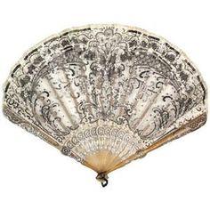 Lace Fans - Miller's Antiques