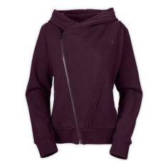 WANT SO MUCH.    The North FaceWomen'sShirts & SweatersWOMEN'S BON BONNIE FULL ZIP HOODIE