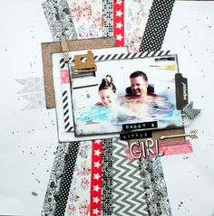 Hot Trends from Paper Scrapbooking: Washi Tape + WIN