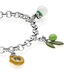 Sterling Silver Premium Bracelet - Puglia - 159 Euro Free worldwide shipping over 99 Euro