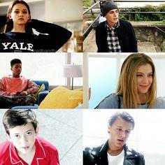 "#RedBandSociety 1x2 ""Sole Searching"" - Emma, Leo, Dash, Kara, Charlie and Jordi"