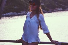 Summer Time, Cover Up, Beach, Dresses, Style, Fashion, Vestidos, Swag, Moda