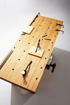 Make the benchtop #woodworkingbench