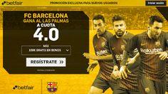 el forero jrvm y todos los bonos de deportes: betfair supercuota Barcelona gana Las Palmas Liga ...