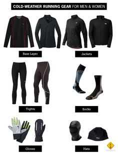 Don& let the polar vortex send you to treadmill this winter. Pick up some cold-weather running essentials and stay on the road, regardless of the temps! Cold Weather Running Gear, Best Running Gear, Winter Running Shoes, Running Shoe Reviews, Cold Weather Outfits, Running Women, Winter Outfits, Running Accessories, Running For Beginners