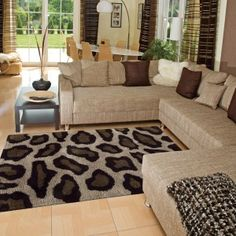 I want this rug! Much bigger than mine!
