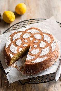 Caprese al limone secondo la ricetta originale passo passo - Lemon and Almond Cake