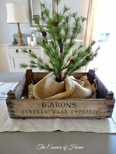 The Essence of Home: Christmas Touches in the Dining Room