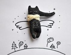 little wolf by MarLitoys on Etsy.