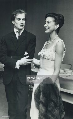Rudolf Nureyev; Dame Margot Fonteyn