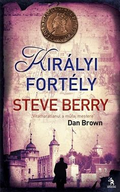 Steve Berry, Book Lovers, Thriller, Cover, Books, Livros, Book, Slipcovers, Livres