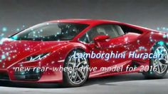 2016 Lamborghini Huracan - New Rear-Wheel-Drive Model - Review