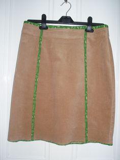 Autumn craftsy-skirt