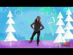▶ Preschool Learn to Dance: Lumberjack - YouTube 1:40