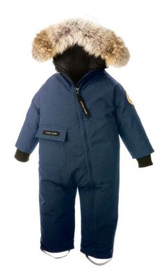 Baby and Youth Baby Snowsuit Canada Goose Spirit