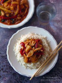 És ahogy tegnap ígértem ezzel az étellel folytatódik a kínai ízek fenséges kavalkádja. Talán a legismertebb és legközkedvel...
