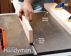 Table Saw Jigs: Build a Table Saw Sled Get dead-on square cuts and miter cuts every time! The post Table Saw Jigs: Build a Table Saw Sled appeared first on Woodworking Diy. Table Saw Sled, Table Saw Jigs, Diy Table Saw, Cross Cut Sled, Table Saw Station, Best Table Saw, Jet Woodworking Tools, Woodworking Projects, Woodworking Store