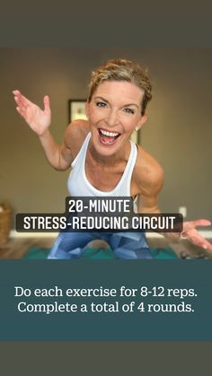 Gym Workout Videos, Easy Workouts, Fitness Tips, Fitness Motivation, Health Fitness, Stay In Shape, Circuits, Menopause, Workout Exercises