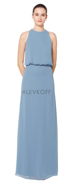 0109bd5a9d74 #LEVKOFF Bridesmaid Dress Style 7081 #BL7081 Bill Levkoff Bridesmaid Dresses,  Bill Levkoff Dresses