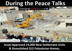 I think this #CouldBeApartheid 4 ... And Israel wants PEACE ... Think Again ... kd