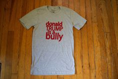 DONALD TRUMP is a BULLY / don trump / the donald / by badkneesTs