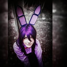 Bonnie cosplay by @Yukki_Strife