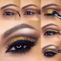 Holiday Cut Crease - Trends & Style