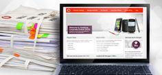 Vodafone acusa ambiente económico difícil na queda de lucros