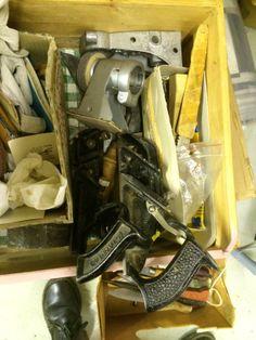 Isoukin vanhat työkalut 2