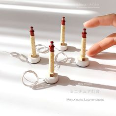 Place Cards, Place Card Holders, Miniatures