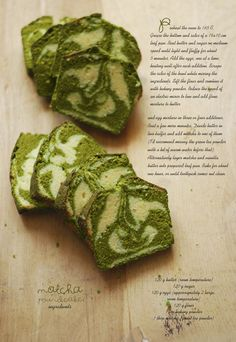 If in doubt, bake a cake!: Matcha Pound Cake