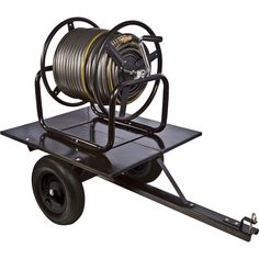 Ironton Trailered Hose Reel — Holds 400-ft. x 5/8in. Hose | Garden Hose Reel Carts| Northern Tool + Equipment