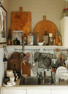 Rustikale-küche artikel