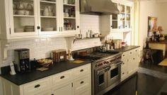 "The kitchen set for ""Something's Gotta Give"", designed by Beth Rubino; something3"