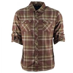 The R.Sole Flannel Button Down is available for $32 on CityGear.com
