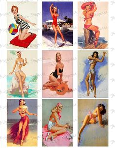 Pin Up Girl Vintage, Vintage Pins, Josephine Wall, Festa Pin Up, Dibujos Pin Up, Pin Up Girl Tattoo, Pin Up Lingerie, Pin Up Swimsuit, Pin Up Poses